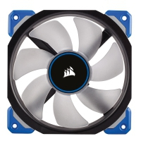Corsair Hardware koeling: Air ML120 Pro - Zwart, Transparant