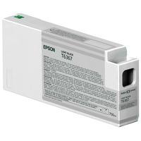 Epson inktcartridge: inktpatroon Light Black T636700 UltraChrome HDR 700 ml - Licht zwart