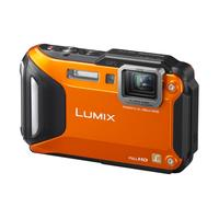 PANASONIC Outdoor-camera LUMIX DMC-FT5EG-D