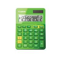 Canon calculator: LS-123k - Groen