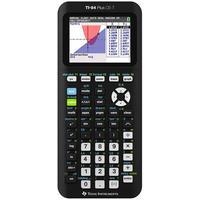 Texas Instruments calculator: TI-84 Plus - Zwart
