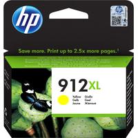HP 912 Inktcartridge - Geel