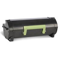 Lexmark cartridge: 502H - Zwart
