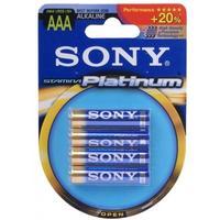 Sony 4x AAA Stamina Platinum (AM4PT-B4D)