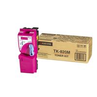 KYOCERA cartridge: TK-820M - Magenta