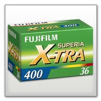 FUJI SUPERIA XTRA 400 36 3 PAK