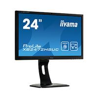 "Iiyama monitor: ProLite XB2472HSUC-B1 24"" WUXGA VA - Business - Zwart"