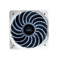 Enermax Hardware koeling: 500~1800 RPM, 20.42~75.98CFM, 14~25bBA, 18 LEDs, White - Wit