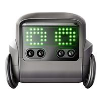 Spin Master entertainment robot: Boxer Black - Zwart