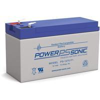 Power-Sonic PS-1270VDS UPS batterij - Blauw, Grijs