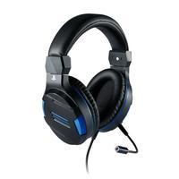 Bigben Interactive headset: 40 mm, PS4TM, PC, MAC - Zwart, Blauw
