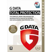 G DATA software licentie: Total Protection 6U 1Y