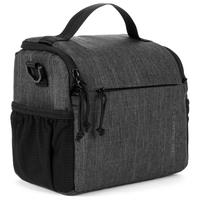 Tamrac 220x130x180mm, 200g, Nylon/Polyurethane, Black/Grey cameratas - Zwart, Grijs