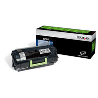 Lexmark cartridge: 520HAL - Zwart