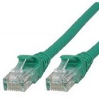 Microconnect netwerkkabel: UTP cat5e 3m - Groen