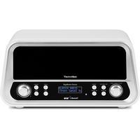 TechniSat radio: Classic - Wit