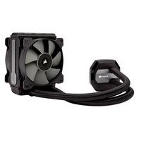 Corsair water & freon koeling: H80i v2 - Zwart