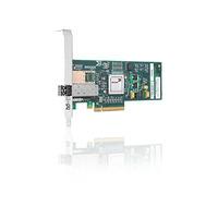 Hewlett Packard Enterprise netwerkkaart: 81B 8Gb 1-port PCIe Fibre Channel Host Bus Adapter