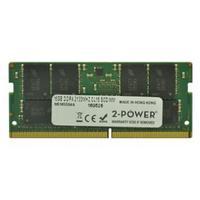 2-Power RAM-geheugen: 16GB DDR4 RDIMM - Groen