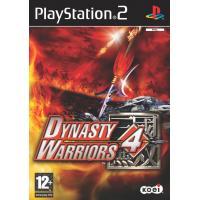 Dynasty Warriors 4  PS2