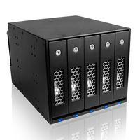 ICY BOX SAN: IB-545SSK - Zwart