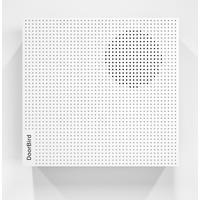 DoorBird deurintercom installatie: Wi-Fi, 1x RJ-45, PoE, 125x119x26 mm, 200 g, white - Wit