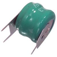 HQ Ni-MH backup batterij 2.4 V 60 mAh - Groen
