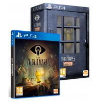 Namco Bandai Games game: Little Nightmares (Six Edition)  PS4