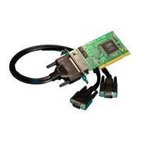 Brainboxes interfaceadapter: Universal Dual RS232 PCI card