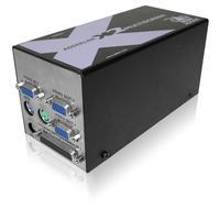 ADDER Link X2 MultiScreen Console extender - Zwart