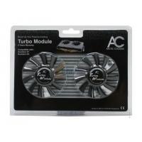 ARCTIC Hardware koeling: Turbo Module - Zwart