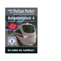 Blue Sky product: Interactive pc CD-ROM Aufgabenpack 4, AddOn fr ProTrain Perfect