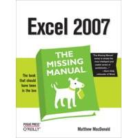 O'Reilly product: Excel 2007: The Missing Manual - EPUB formaat