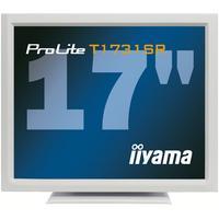Iiyama touchscreen monitor: ProLite ProLite T1731SR-1 - Wit