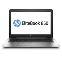 HP laptop: EliteBook 850 G3 - Intel Core i5 - Zilver, QWERTY