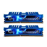 G.Skill RAM-geheugen: RipjawsX 8GB (4GBx2) DDR3-2400 MHz