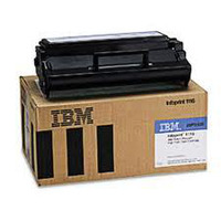InfoPrint toner: Toner Cartridge for IBM 1116/1116n, Black, 6000 Pages - Zwart