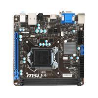 MSI moederbord: H81I