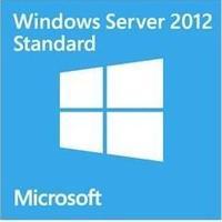 Lenovo Besturingssysteem: Windows Server 2012 Standard, ROK, 2CPU, ML
