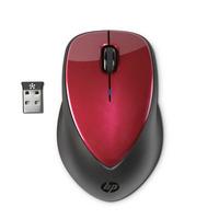 HP computermuis: x4000 Wireless Mouse w/ Laser Sensor