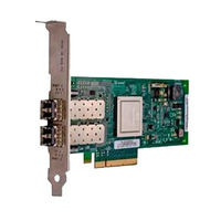 DELL netwerkkaart: QLogic 2662 - Host bus adapter - PCIe laag profiel - 16Gb Fibre Channel x 2