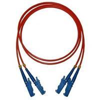 Microconnect fiber optic kabel: E2000-E2000, MM, 5m