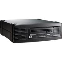 Hewlett Packard Enterprise tape drive: StoreEver LTO-4 Ultrium 1760 SAS - Zwart