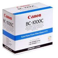 Canon printkop: Printhead BC-1000BK - Cyaan