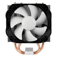ARCTIC Hardware koeling: Freezer A11 - Compact AMD Tower CPU Cooler - Zwart, Koper, Grijs