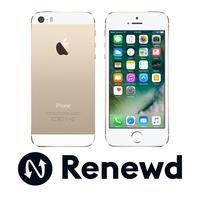 Renewd smartphone: Apple iPhone 5S refurbished - 16GB Goud (Refurbished AN)