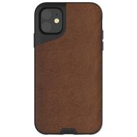 Mous Contour Backcover iPhone 11 - Bruin - Bruin / Brown Mobile phone case