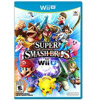 Nintendo game: Super Smash Bros., Wii U