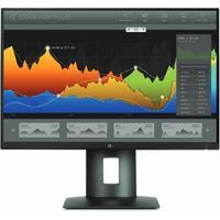 HP monitor: Z24nf - 23.8'' Full HD - Zwart