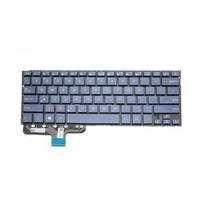 ASUS Keyboard, US-English Notebook reserve-onderdeel - Blauw